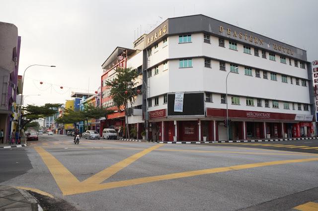 Pengalaman Menginap di Hotel D Eastern Ipoh, Perak Memang WOW!