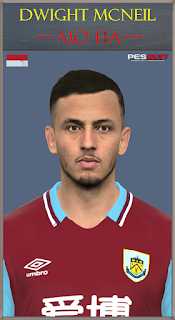 PES 2017 Faces Dwitgt McNeil by Mo Ha