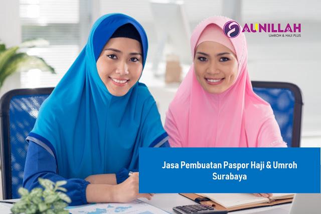 Jasa Paspor Haji Umroh Surabaya
