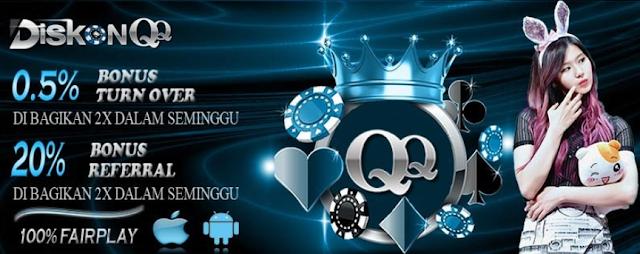 DiskonQQ Situs Poker Online Terbesar Dan Terbaik 2020