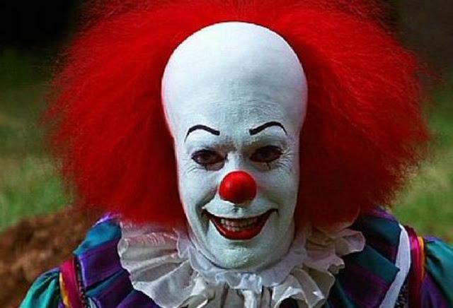 """клоун, про клоунов, зло, ужасы, триллеры, фильмы, киногерои, факты, интересное, кино, сериалы, дети, про детей, Стивен Кинг, """"Оно"""", книги, про фильмы, интересное о фильмах, чудовища, страхи, психология, «Оно» — интересное о фильме, http://prazdnichnymir.ru/"""