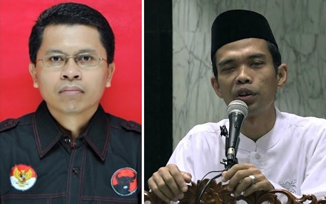 Tudingan ke Ustadz Abdul Somad Dibantah Ribuan Netizen, Akhirnya Zuhairi Misrawi Bilang Begini