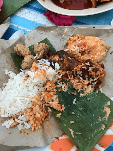 Ikan Bakar Umbai Melaka