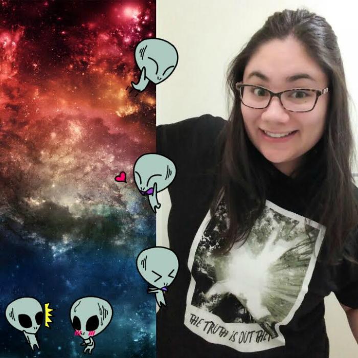 Omaze X-Files shirt