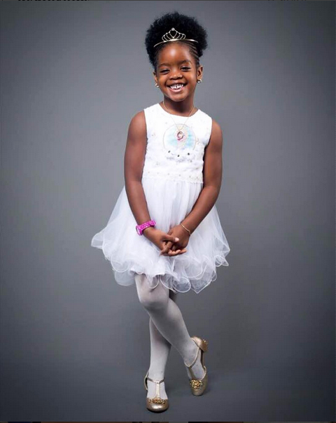 Basketmouth-wife-daughter-Janelle-6th-birthday-photos-7