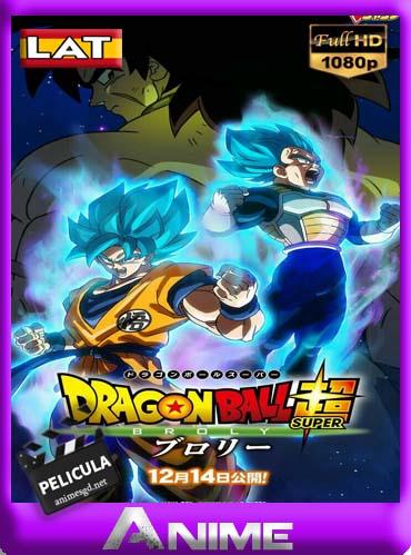 Dragon Ball Super Broly: (2018) [Español Latino] [1080p] [GoogleDrive] [Uptobox] [Mega] bySimoniak