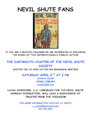 Yes Vermont Yankee Nevil Shute The Course And The Book Group border=