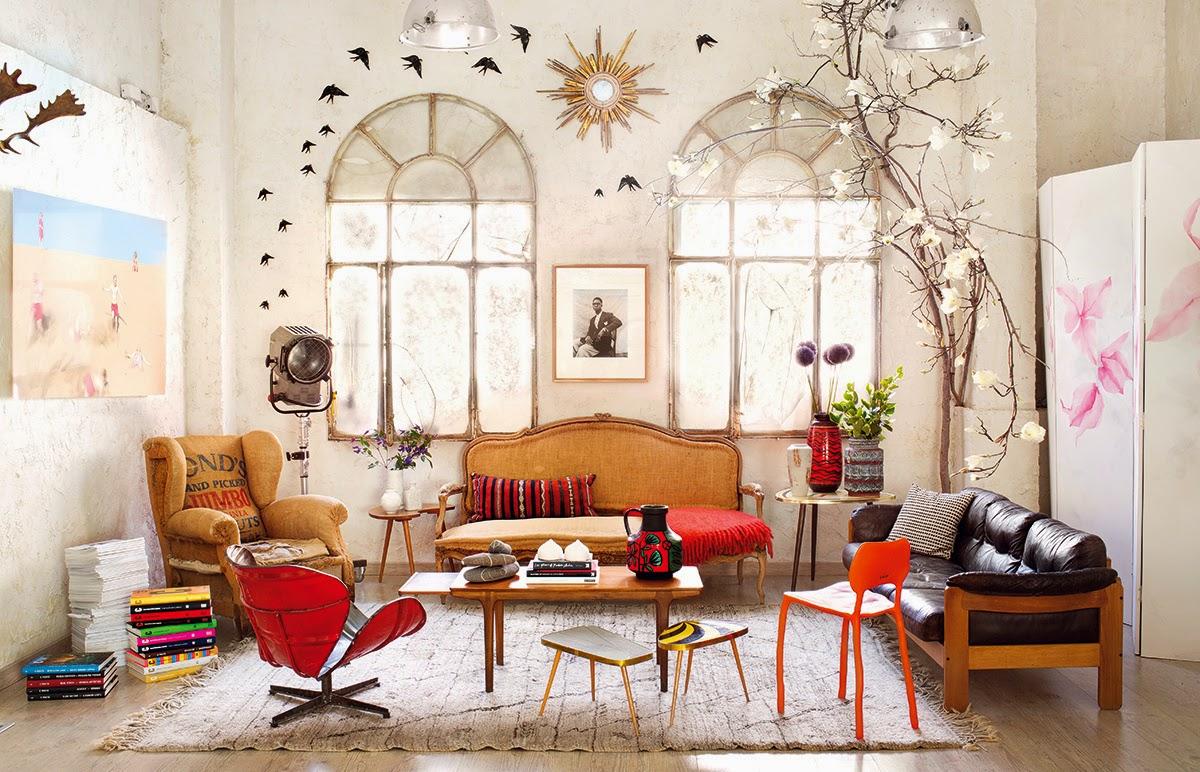 Decordemon casa manolo for Architecture eclectique