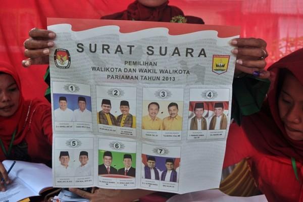 PKS Pariaman Setor Nama Balon Walikota Hasil Penjaringan ke DPP