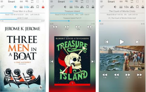 Smart AudioBook Player Mod Apk