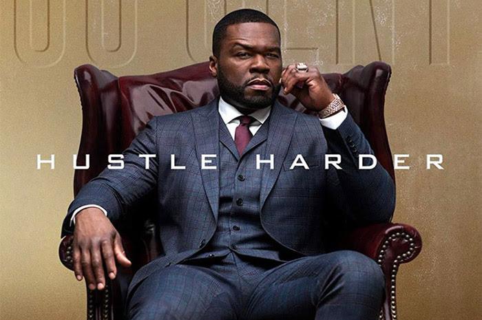 "50 Cent Has A New Book Titled ""Hustle Harder, Hustle Smarter"""