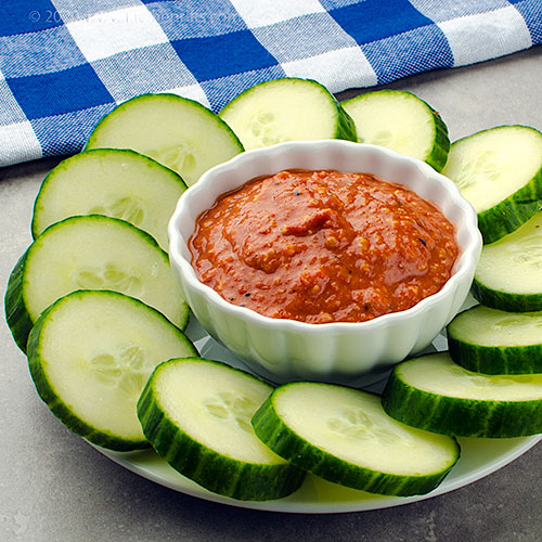 Romesco Sauce (or Dip)