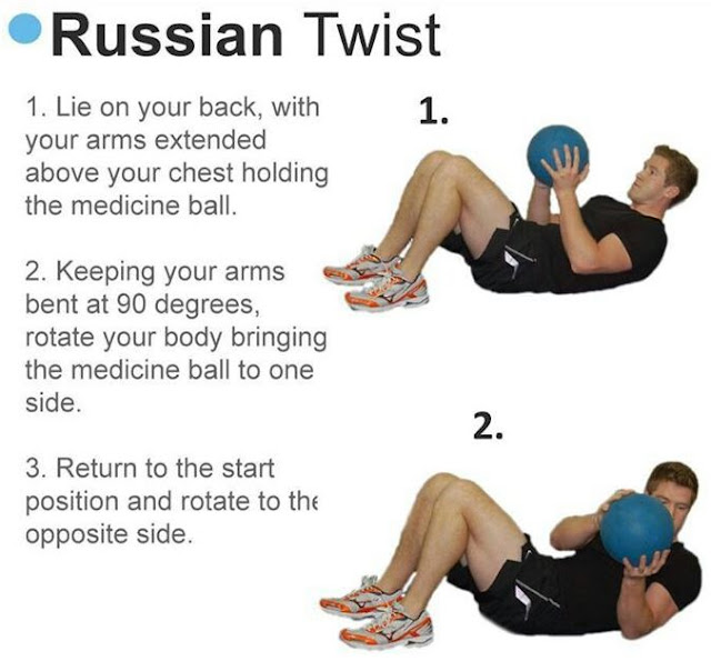 The Benefits of the Russian Twist