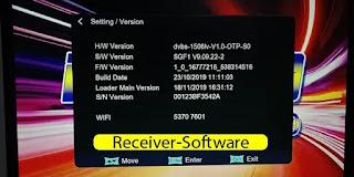 Echolink E-8000 1506lv Sim Hd Receiver Original Flash File