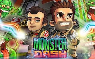 Monster Dash Mod Apk