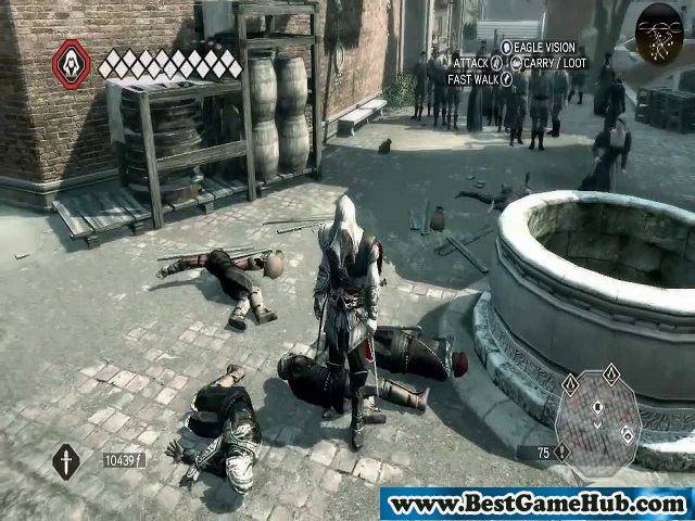Assassins Creed II 100% Working Download Free