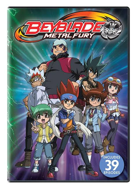 Beyblade Metal Saga Season 03 [Metal Fury] All Images In Hd