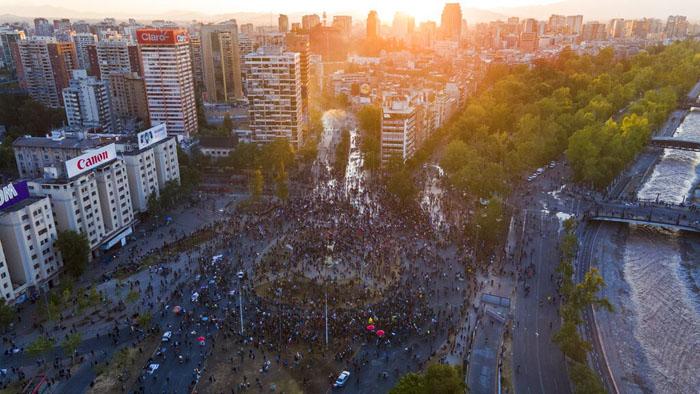 chile decide maioria tera nova constituicao