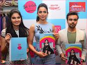 Rakul at the Curtain Raiser of Label Bazar at Neeru's Emporio-thumbnail-1