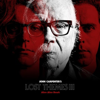 John Carpenter - Lost Themes III: Alive After Death Music Album Reviews