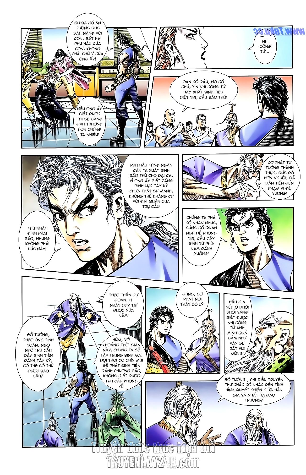Cơ Phát Khai Chu Bản chapter 152 trang 26