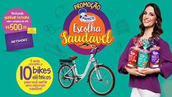 Promoção Escolha Saudável Panco