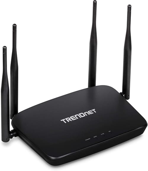 Review TRENDne TEW-831DR AC1200 Dual Band WiFi Router