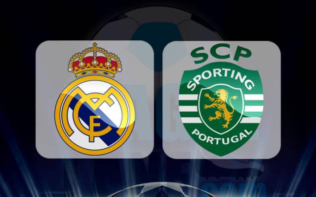 ONLINE PRENOS: Real Madrid - Sporting Lisabon uživo gledanje preko interneta