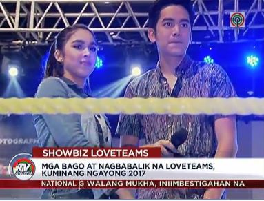LOOK: ChardGel Belongs In the List of The Most Successful Love Teams for the Year 2017!