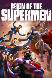Watch Reign of the Supermen Online Free in HD