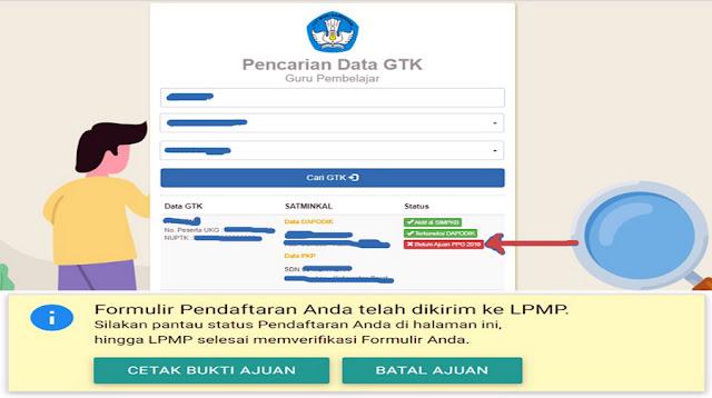 Syarat dan Tata Cara Pendaftaran PPG di SIM PKB Terbaru
