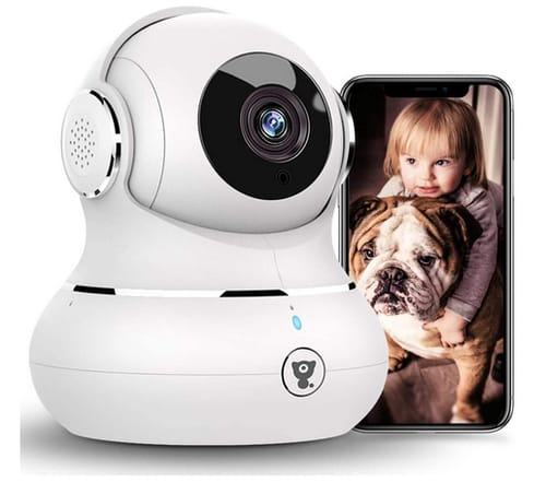 2021 New Littlelf LF-P1t Indoor Security Camera