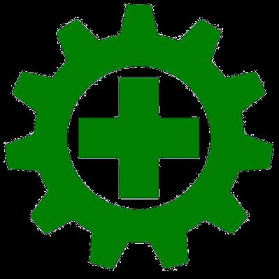 Lambang / Logo / Simbol K3 (Keselamatan dan Kesehatan Kerja)