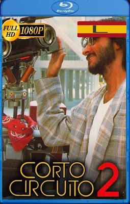 Cortocircuito 2 (1988) latino HD [1080P] [GoogleDrive] rijoHD
