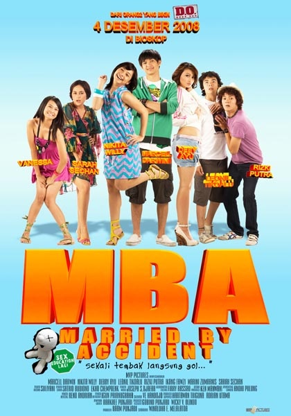 MBA (Married by Accident) (2008) WEB-DL