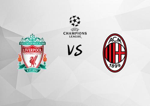 Liverpool vs Milan  Resumen y Partido Completo