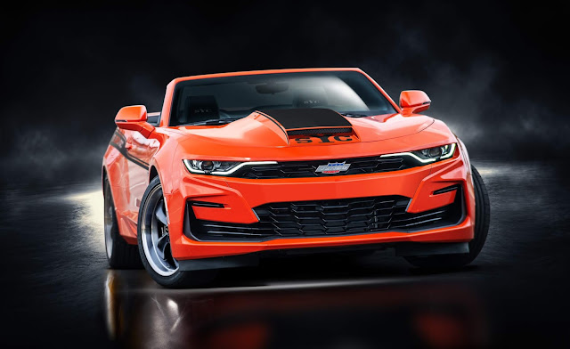 2020 1000HP Stage 1 Yenko Camaro Convertible Now Available from Chevrolet Dealers