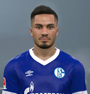 PES 2017 Faces Suat Serdar by ABW_FaceEdit