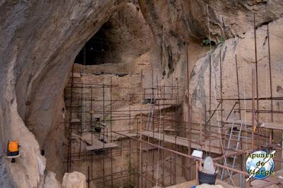 La cueva de Tautavel