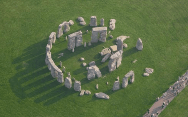 Where is stonehenge located and secret explanation