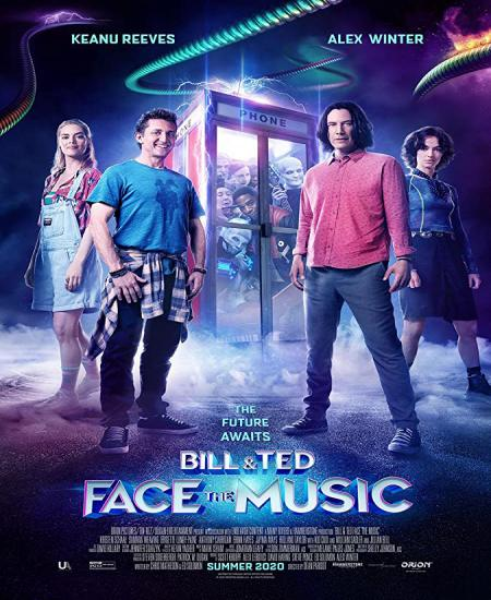 Bill & Ted Face the Music (2020) English 480p WEB-DL 300MB