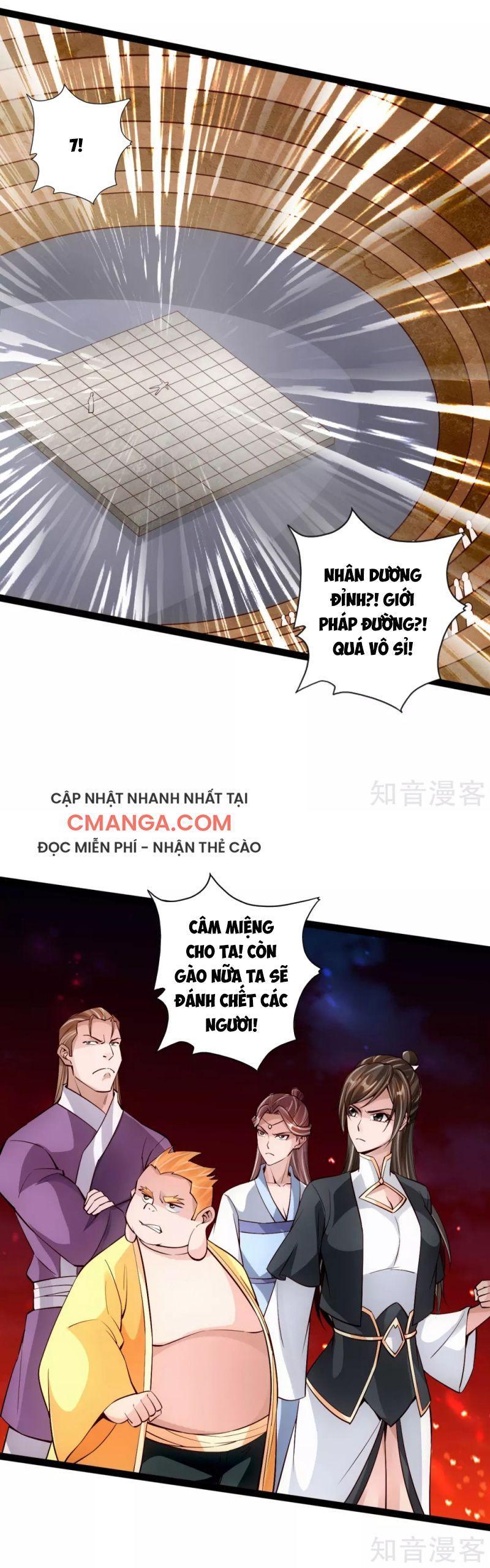 Tiên Võ Đế Tôn chap 107 - Trang 3