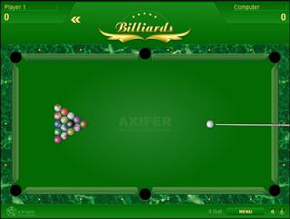 لعبة البلياردو اون لاين بدون تحميل 2014 pool Gamezer Billiards