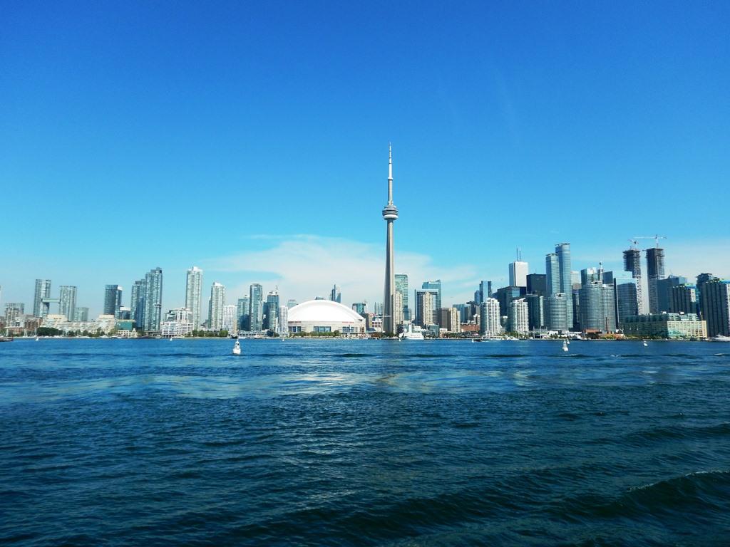 Passeio de barco no Lago Ontario