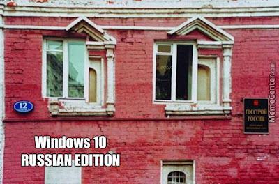 Windows 10 memes