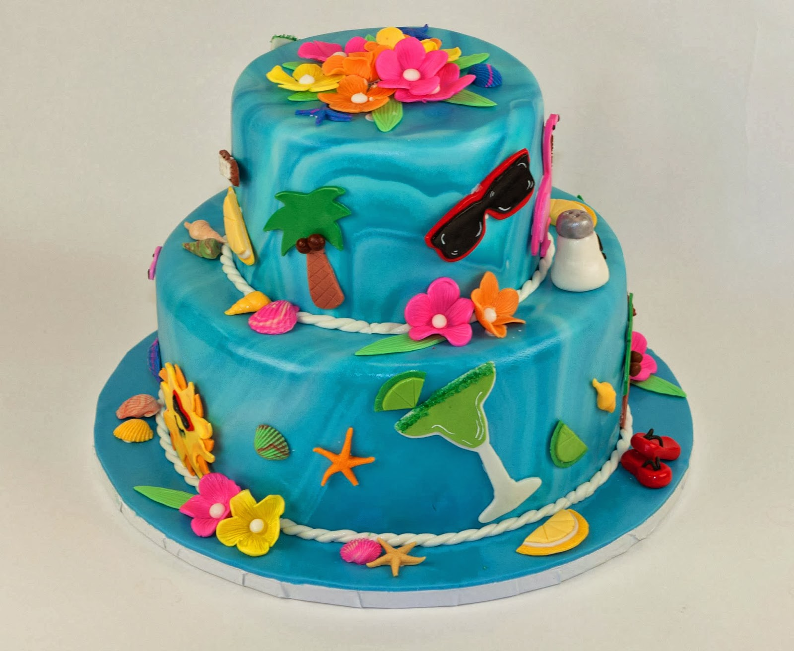 This Summer S Wedding Cakes