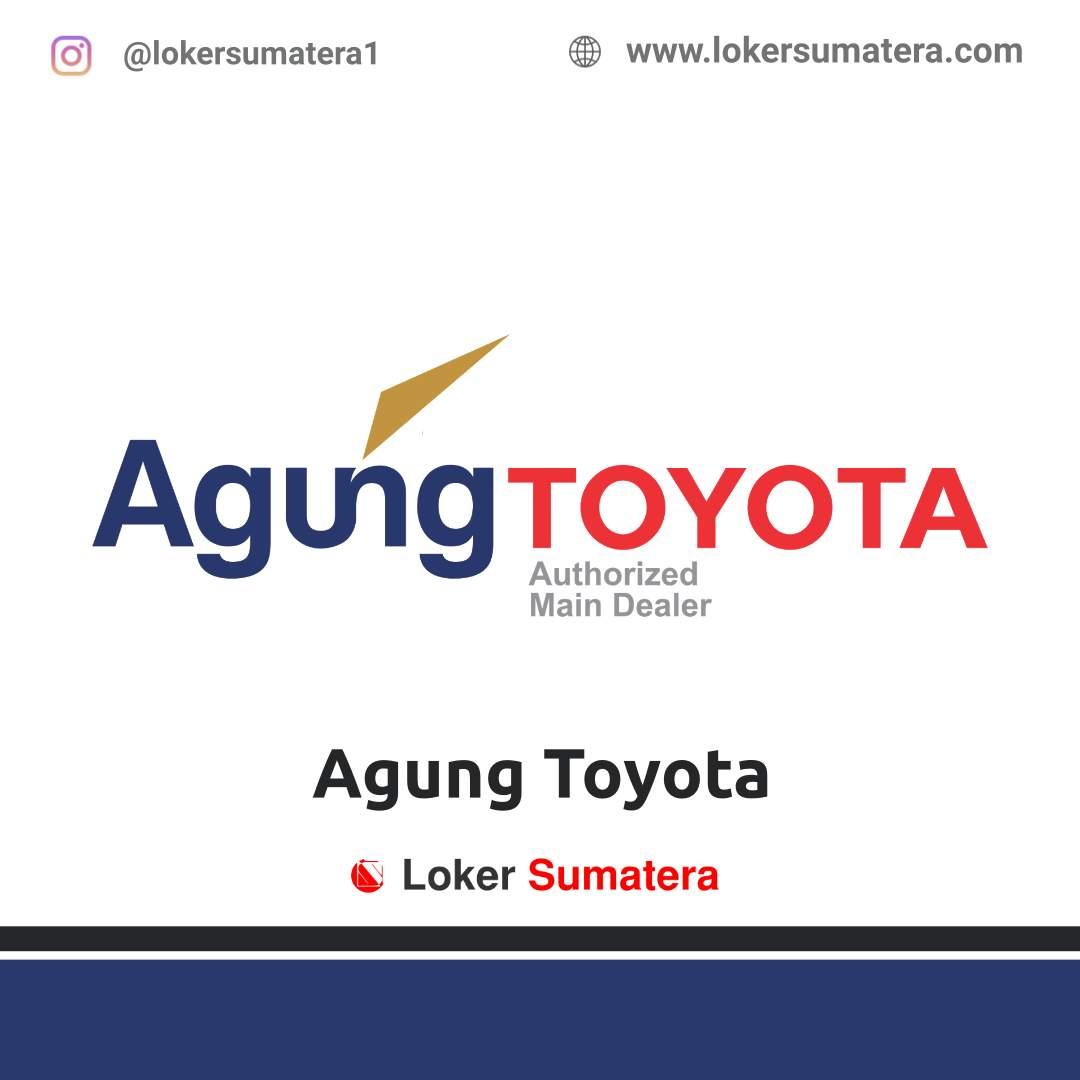 Lowongan Kerja Pekanbaru: Agung Toyota Sutomo Februari 2021