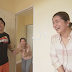 Dimples Romana and husband gives long-time housekeeper a brand new house