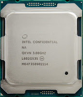 Processor Intel Broadwell-E