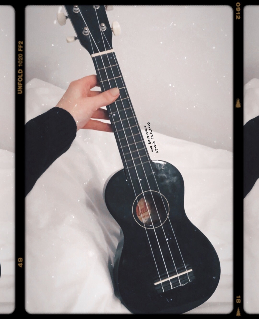 Life Lately #2: New Adventures and Hobbies (picture of ukulele)